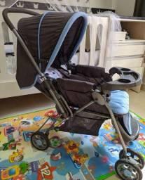 Vendo Carrinho + Bebê conforto