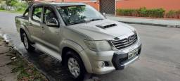 HILUX CD SRV 3.0 DIESEL  AT 4X4 2013(ENT 50.000+48×1.998,90) VIA BANCO