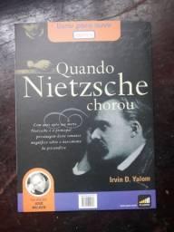 Audiobook Quando Nietzsche Chorou