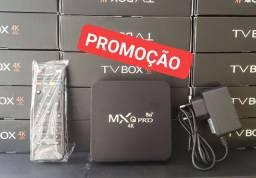 Tv Box transforme sua tv em Smart netfilx
