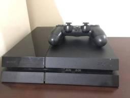 PS4 2 CONTROLES -  +JOGOS