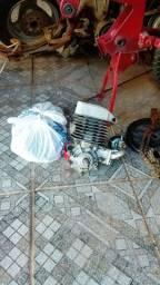 Motor Mobilete 50cc