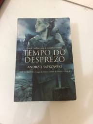 Livros The Witcher