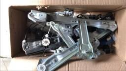 Kit vidro elétrico e manual Agile LT 2011