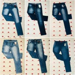 Calça jeans atacado