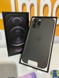 iPhone 12 Pro Max 128GB Cinza Na Caixa Com Garantia