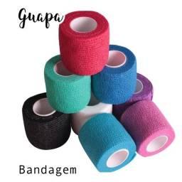 Bandagem Elástica para Micropigmentação e Tatuagem, e enfeitar gesso de fraturas