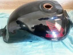 Título do anúncio: Tanque para moto Fan, titan Ano até 2012 com injeção  eletrônica