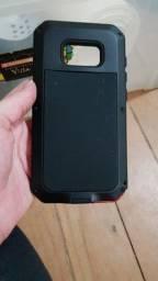 Título do anúncio: Capa Antimpacto para Samsung Galaxy S8 + película