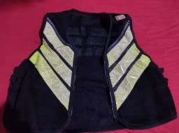 colete motoboy usado