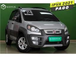 Fiat Idea 2014 1.8 mpi adventure 16v flex 4p manual