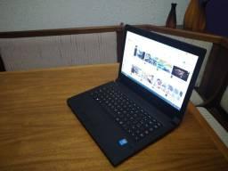 Notebook Lenovo i3 barato, 500 GB de HD, 4 GB de RAM, Windows 10