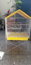 Título do anúncio: Viveiro para papaguaio e calopsitas