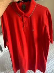 Camisa Polo TAM XGG várias cores (novinhas)