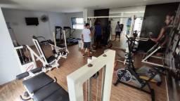REF: AP076 - Apartamento a venda, Miramar, 2 quartos + DCE, lazer completo