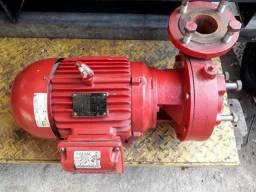 Motobomba centrifuga 7,5 cv
