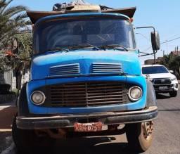 Título do anúncio: Caminhão 1313 m. bens caçamba