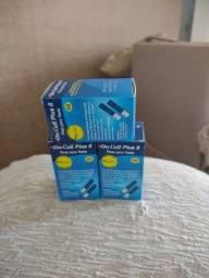 Fitas para testes de glicemia - para diabéticos