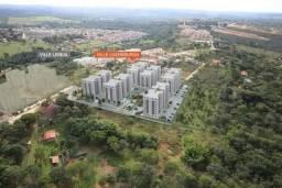 Apartamento em Jardim Imperial, Lagoa Santa/MG de 47m² 2 quartos à venda por R$ 120.900,00