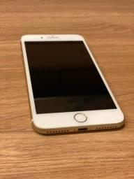 Iphone 7plus 32gb impecável.