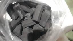 Carvão cocô prime 350unid
