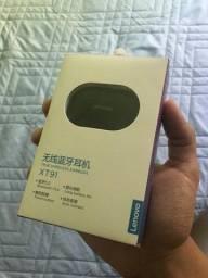 Fone bluetooth Lenovo XT91 (Leia a descrição!)