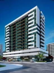 Apartamento para venda possui 53 metros quadrados com 2 quartos em Ponta Verde - Maceió -