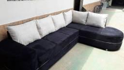 Venda sofá reformado