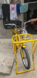 Vende-se bicicleta cargueira (semi nova)