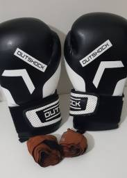 Luvas Boxe Muay Thai