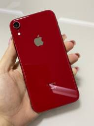 IPhone XR 64gb Red - APARELHO IMPECÁVEL!
