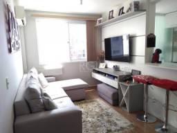 Apartamento à venda com 2 dormitórios em Jardim carvalho, Porto alegre cod:VP87569