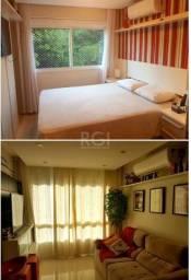 Apartamento à venda com 2 dormitórios em Jardim carvalho, Porto alegre cod:SC12239