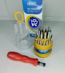 kit chaves de precisão (entrega grátis)
