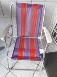 Título do anúncio: Cadeira praia