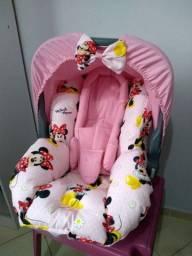 Bebê conforto e carrinho de passeio