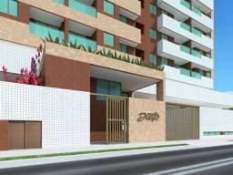Apartamento para venda com 57 metros quadrados com 2 quartos em Poço - Maceió - AL