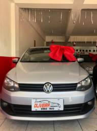 VW/ Nova Saveiro CS  1.6 flex prata  Ano: 2014/2014