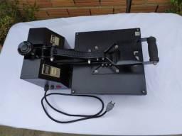 Prensa Termica Plana Para Sublimação - Brinde Impressora Bulk-ink