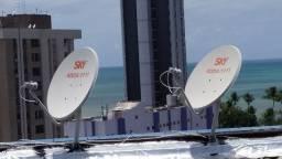 Técnico em instalação de antenas