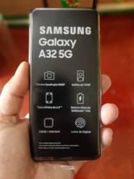Título do anúncio: Celular Samsung A52 5g 128 Gb Preto