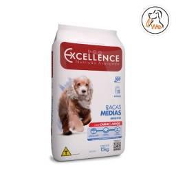 Título do anúncio: Ração Dog Excellence Raças Médias 1 kg