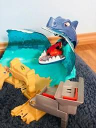Hot Wheels City - Ataque Tubarão