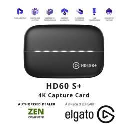 Placa de Captura Elgato HD 60s+