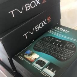 Tv box + GANHE UM BRINDE
