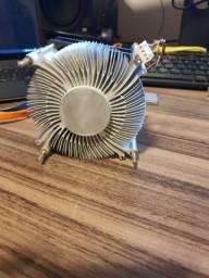 Título do anúncio: Cooler para processador Intel i5