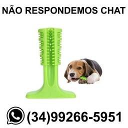 Mordedor Limpa Dentes para Pet Cachorro Pequeno Porte * Fazemos Entregas