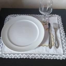 Conjunto De Jantar Para Locação 900 Peças