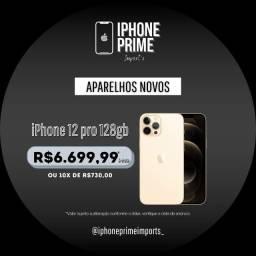 iPhone 12 pro 128gb e 256gb Novo