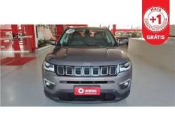 Jeep Compass 2.0 16V Flex Longitude Automático 2019